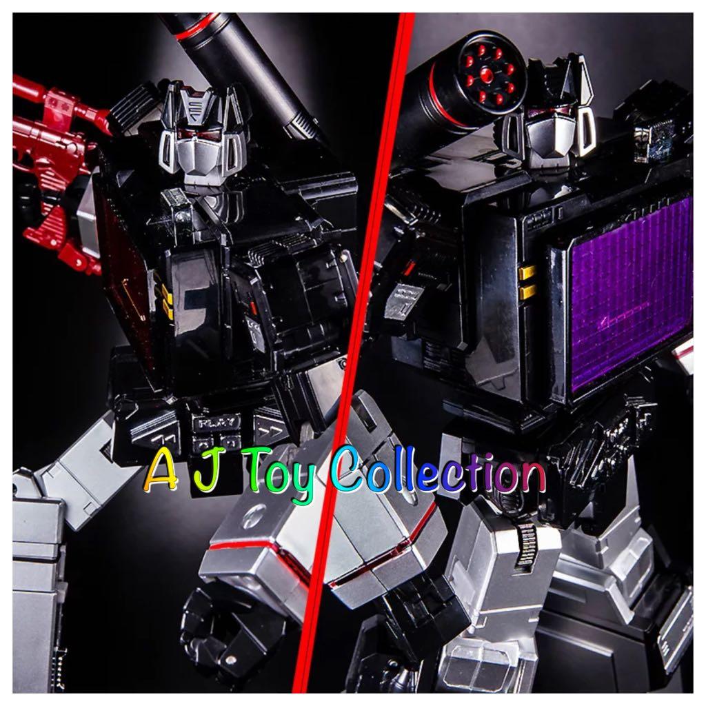 [ In Stock ] Transformers Toy House Factory THF-01B Soundblaster KO