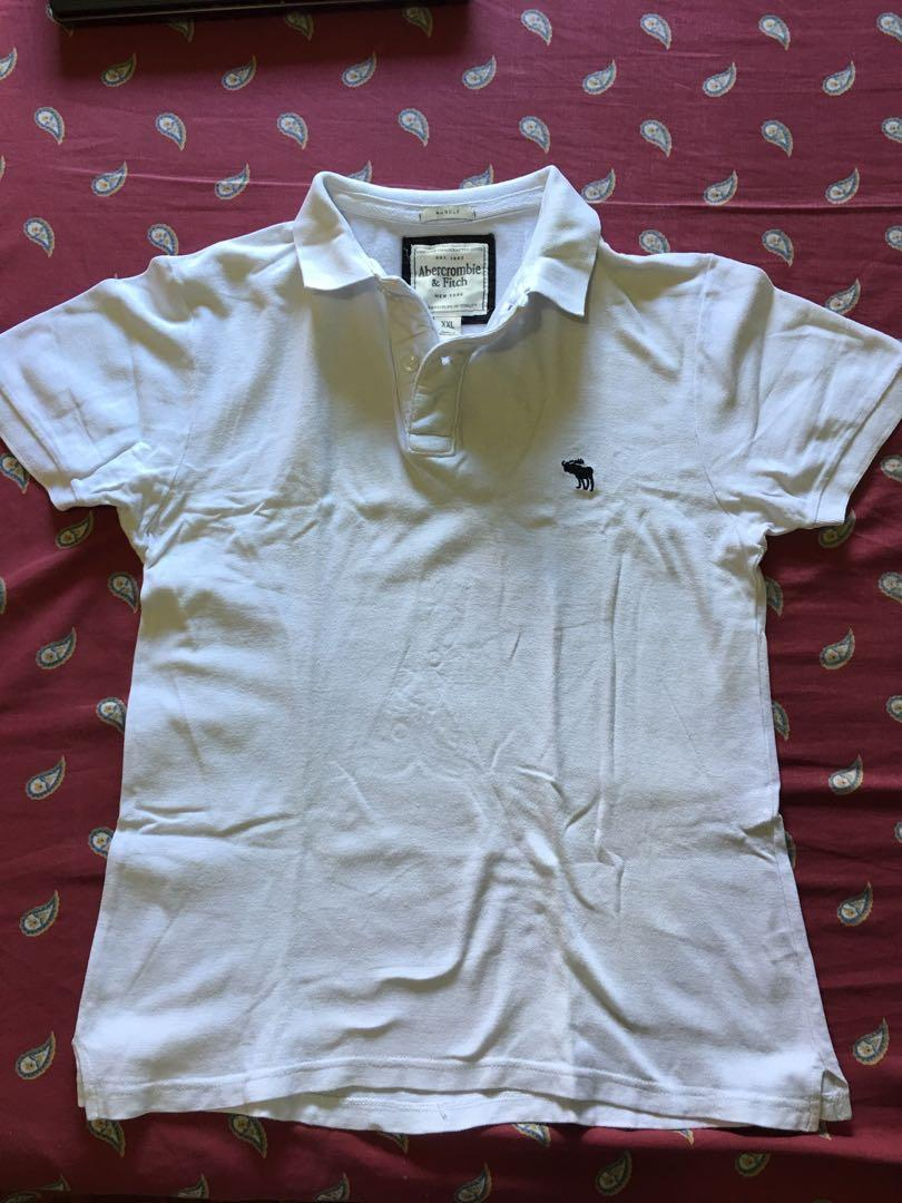 f2cbdf4bd Abercrombie and Fitch Polo Shirt on Carousell