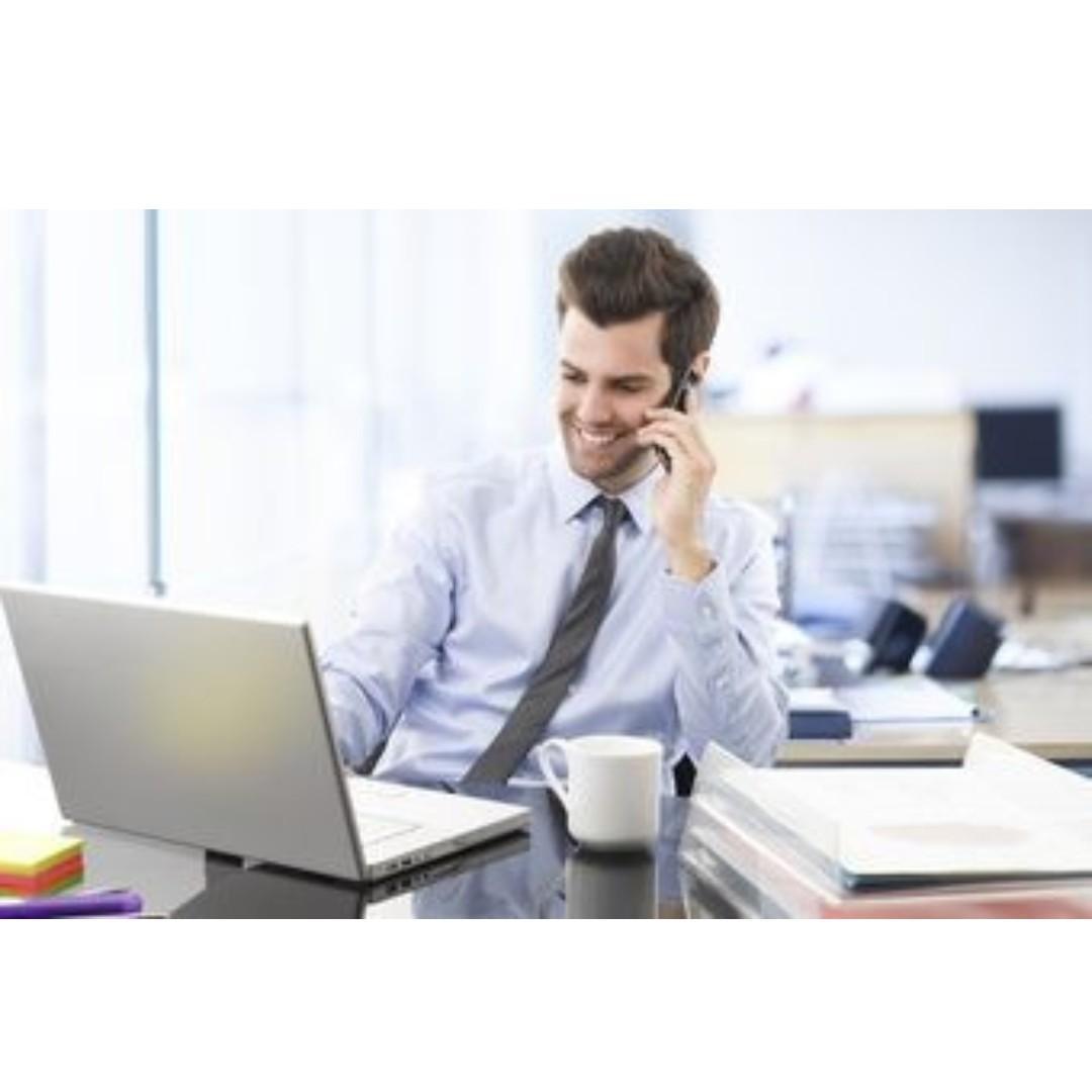Accounts cum Admin Assistant Job