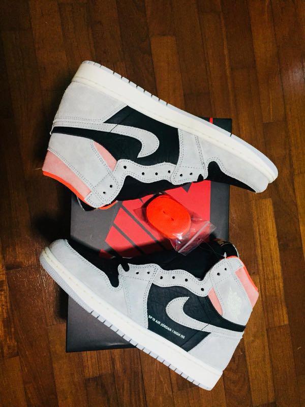 "415a253760c Air Jordan 1 ""Neutral Grey"" US 10, Men's Fashion, Footwear, Sneakers ..."