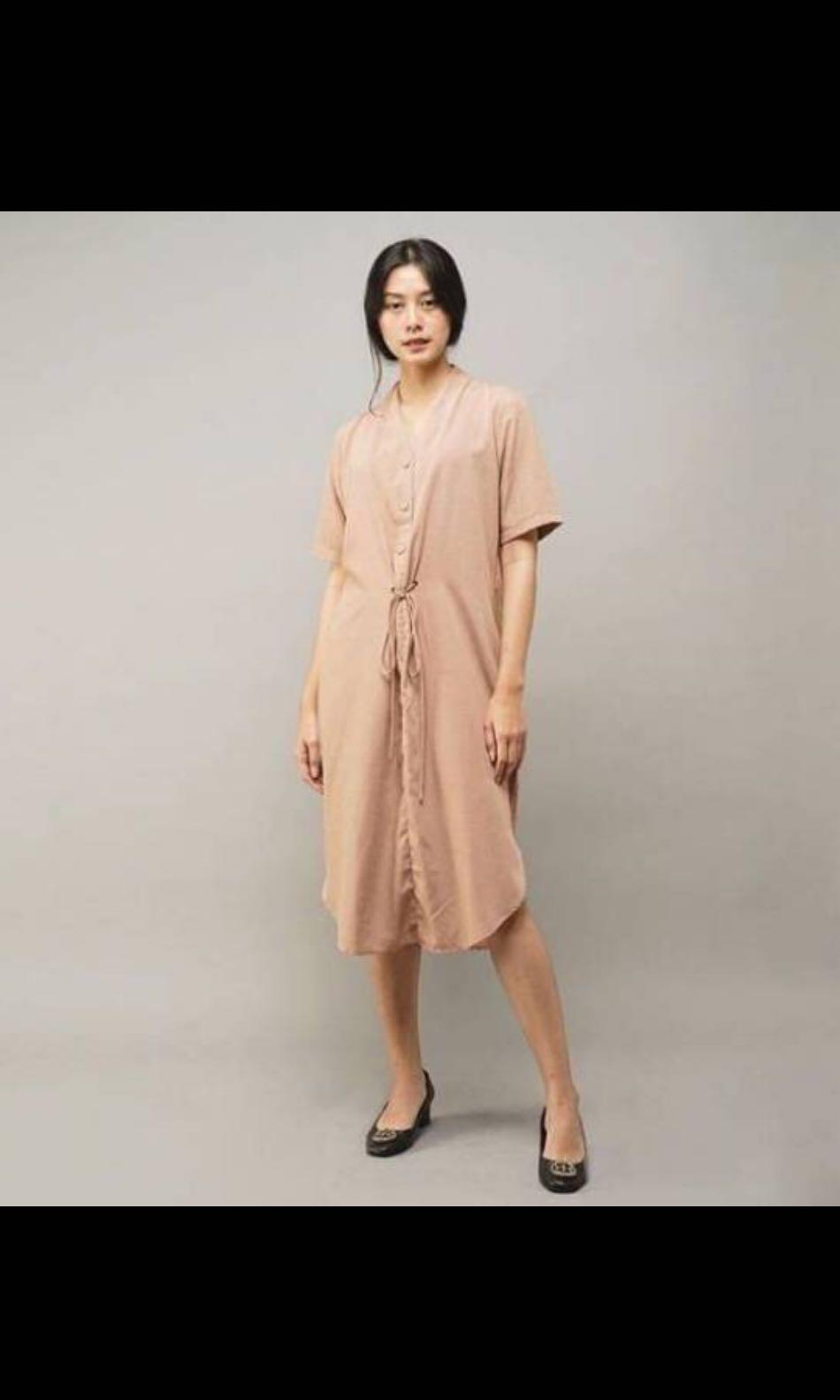 akku_id Piny Choco Dress