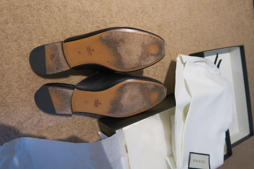 Authentic Gucci Princetown Mules