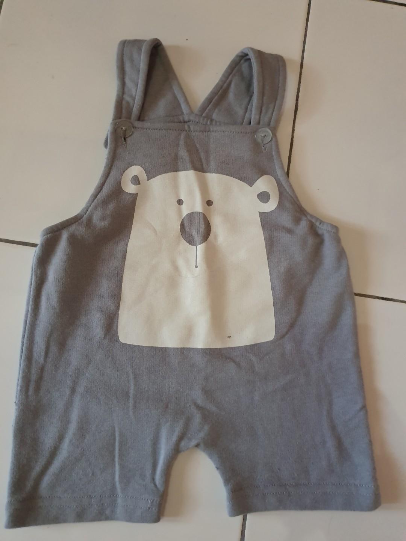Baju Kodok size 1 tahun