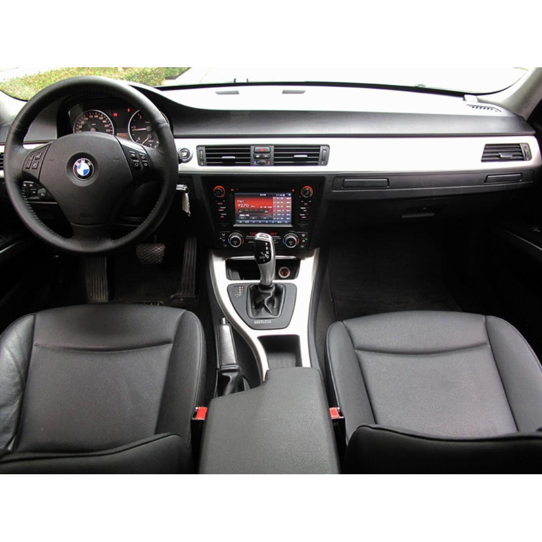 BMW 320D 超稀有柴油 扭力超強 升級M3包 四出尾管 SAVE認證車