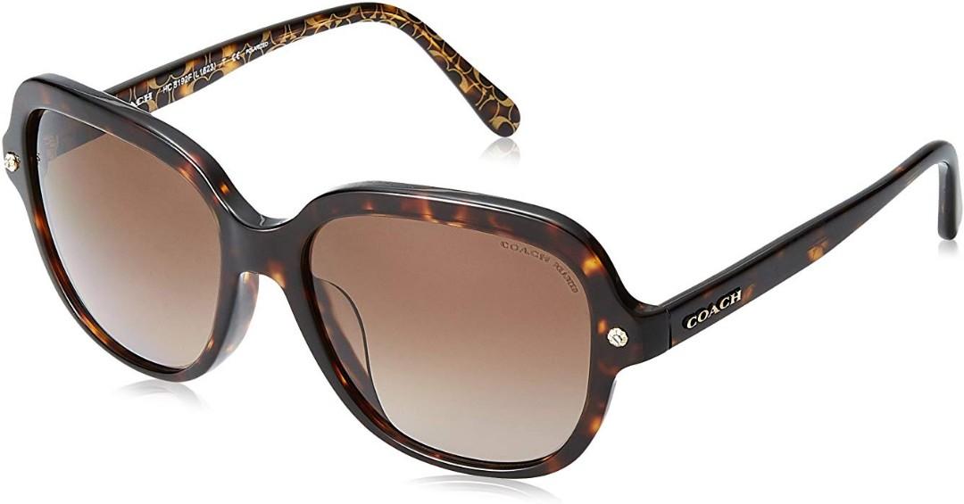 40efa04d618bc BNIB Coach Sunglasses