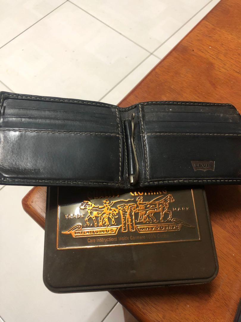 Braun Buffel Money Clip