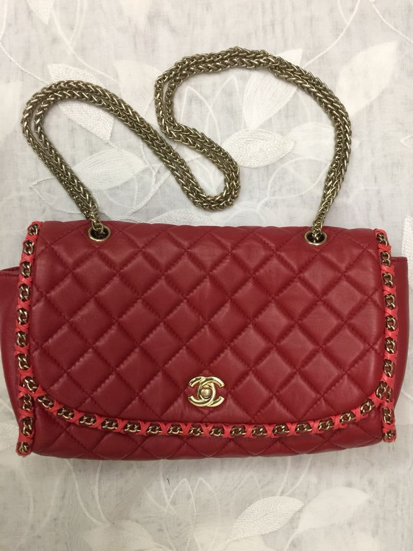 845120fef1f5 Chanel Handbag with code 10218184, Women's Fashion, Bags & Wallets on  Carousell
