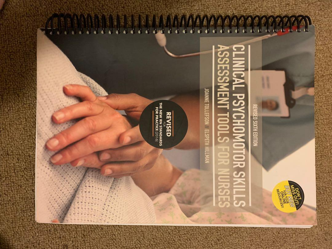 Clinical Psychomotor Skills with student resource access 24months Revised 6th Edition