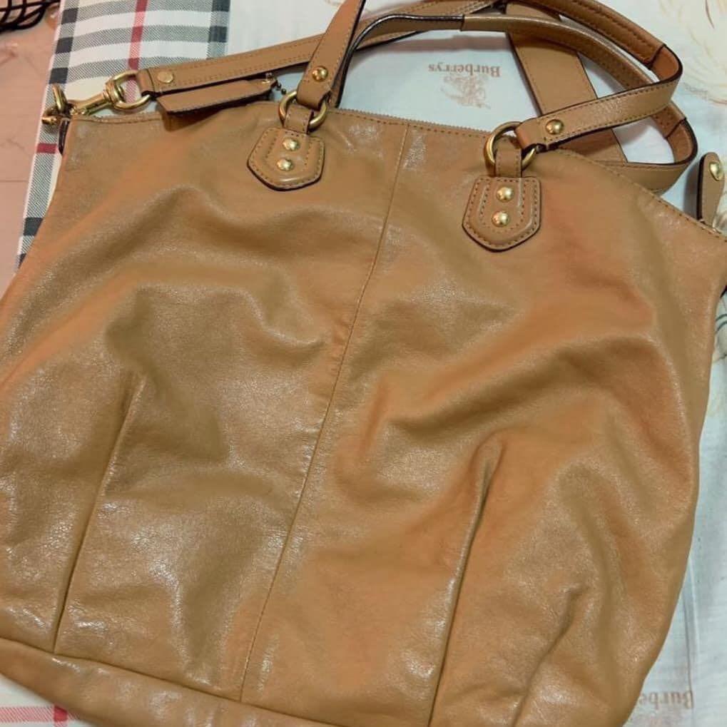 COACH Authentic with no seri bahan full leather kulit lemes cakep bgt soft💕