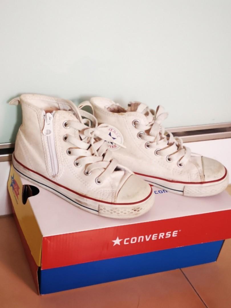 Converse all star high cut shoes