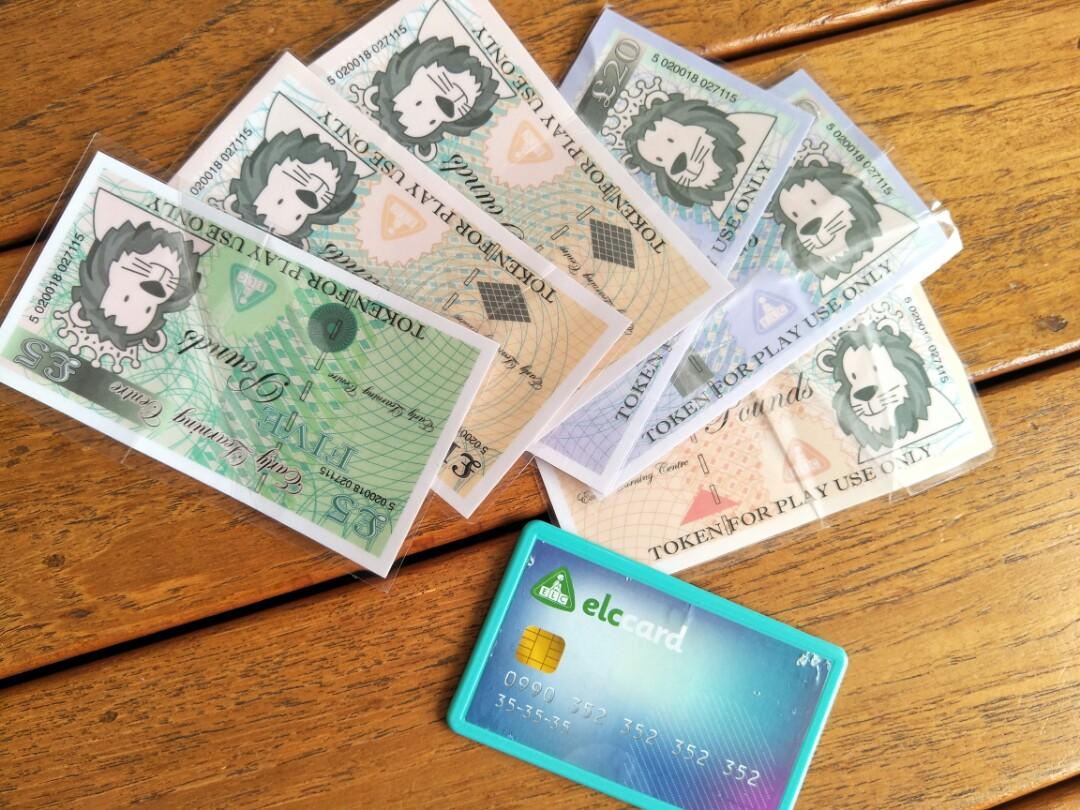 ELC Cash Register, Pretend Play