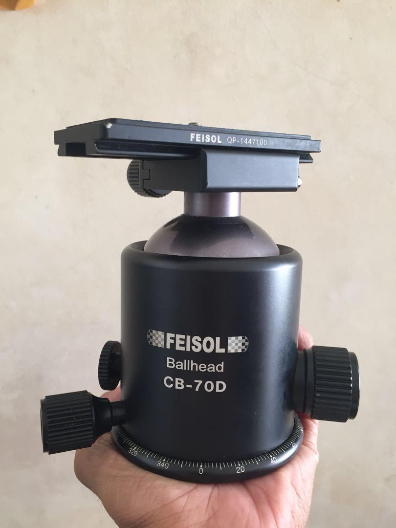feisol ballhead cb-70d