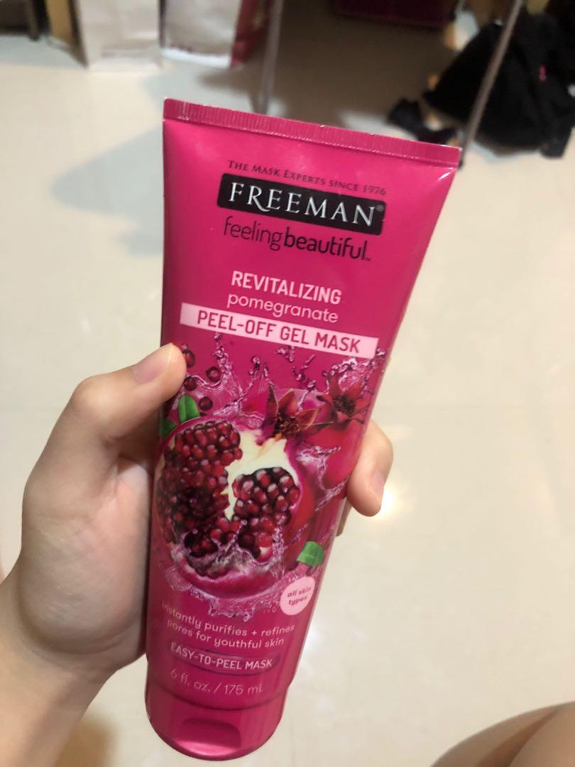 Freeman Revitalizing Pomegranate