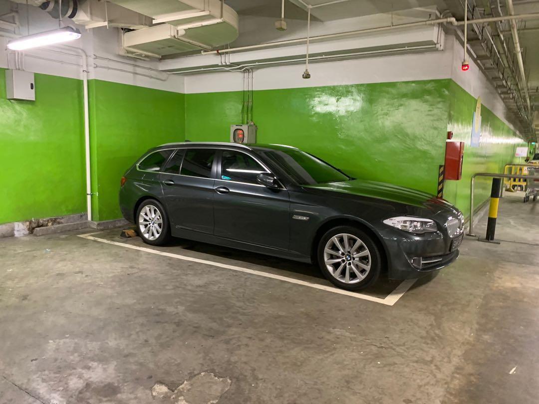 Full time Company Driver Used Car Mandarine Speaking