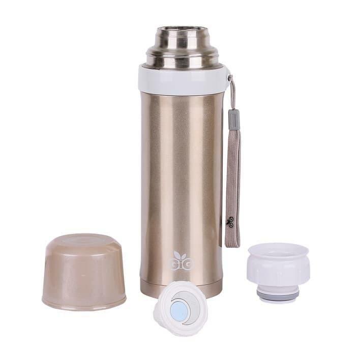 GIG stainless steel vacuum bottle