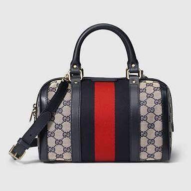 Gucci speedy Vintage Made in Italy, Ada no seri Full embos Gucci Dapat Dustbag Gucci