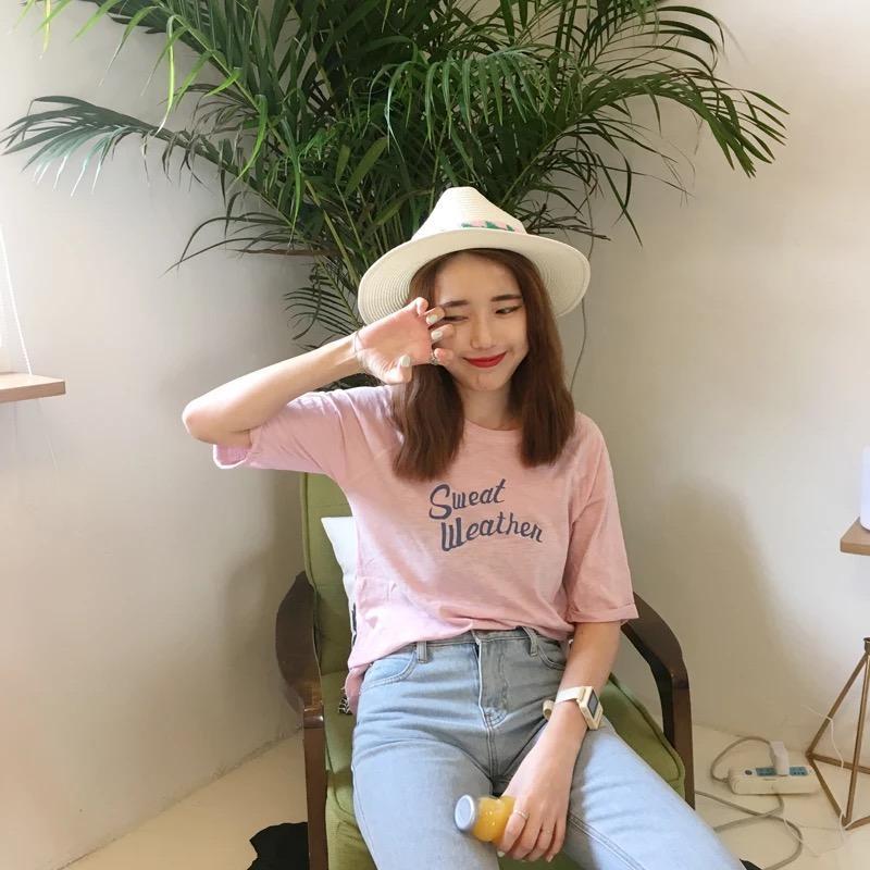 Korea Comfort Cotton Tee
