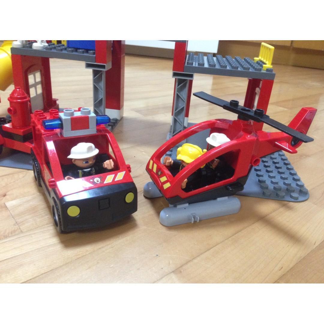 Lego Duplo Fire Station (5601)