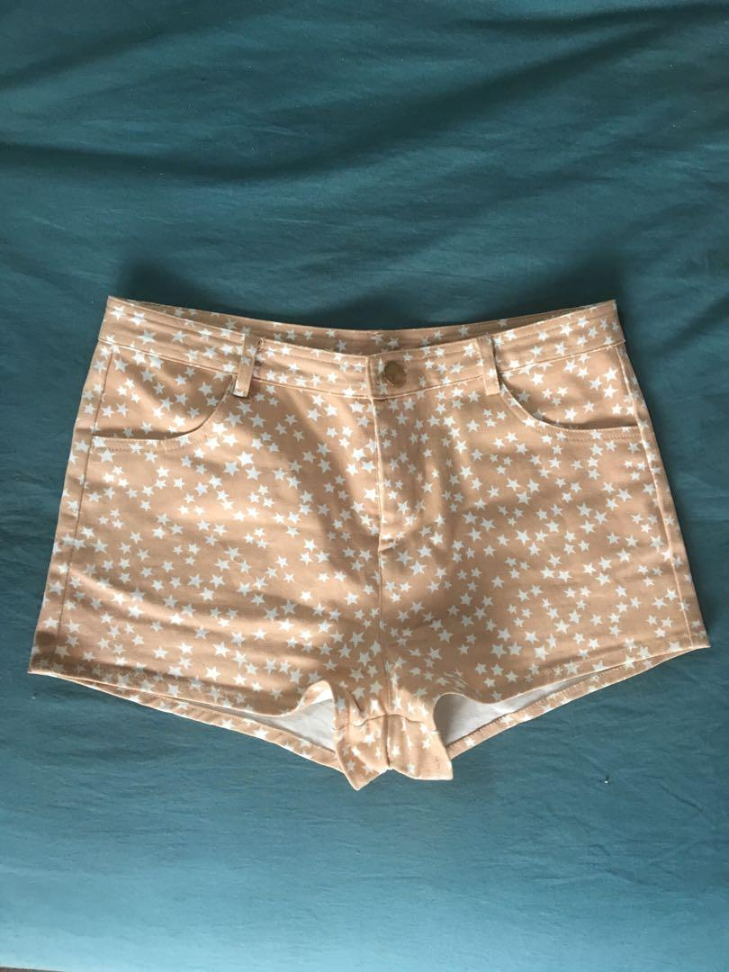 Lenni the Label Star Shorts
