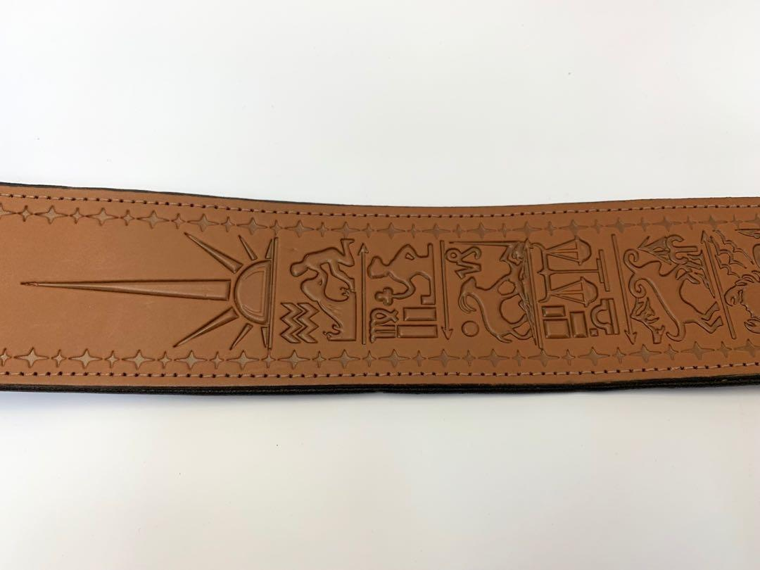 Levy's 真皮結他帶 Guitar Strap