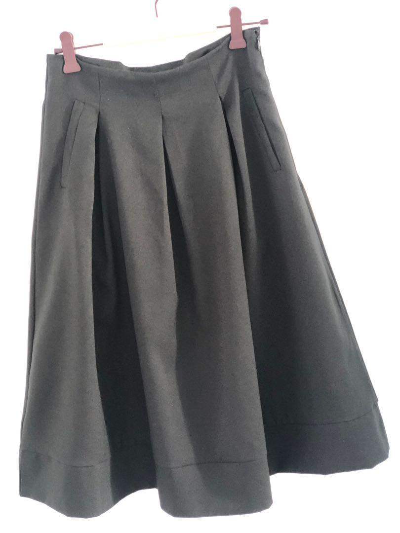 Luvalot black skirt 8