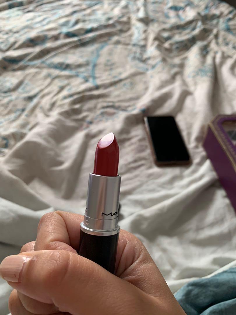 Mac Lipstick baru