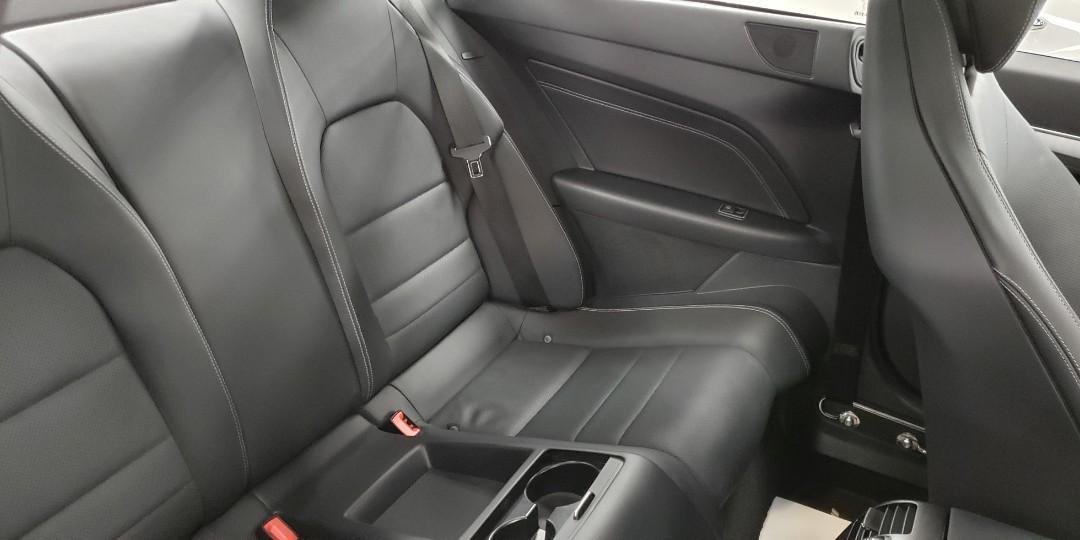 2014 MERCEDES-BENZ E300 Coupe Facelift