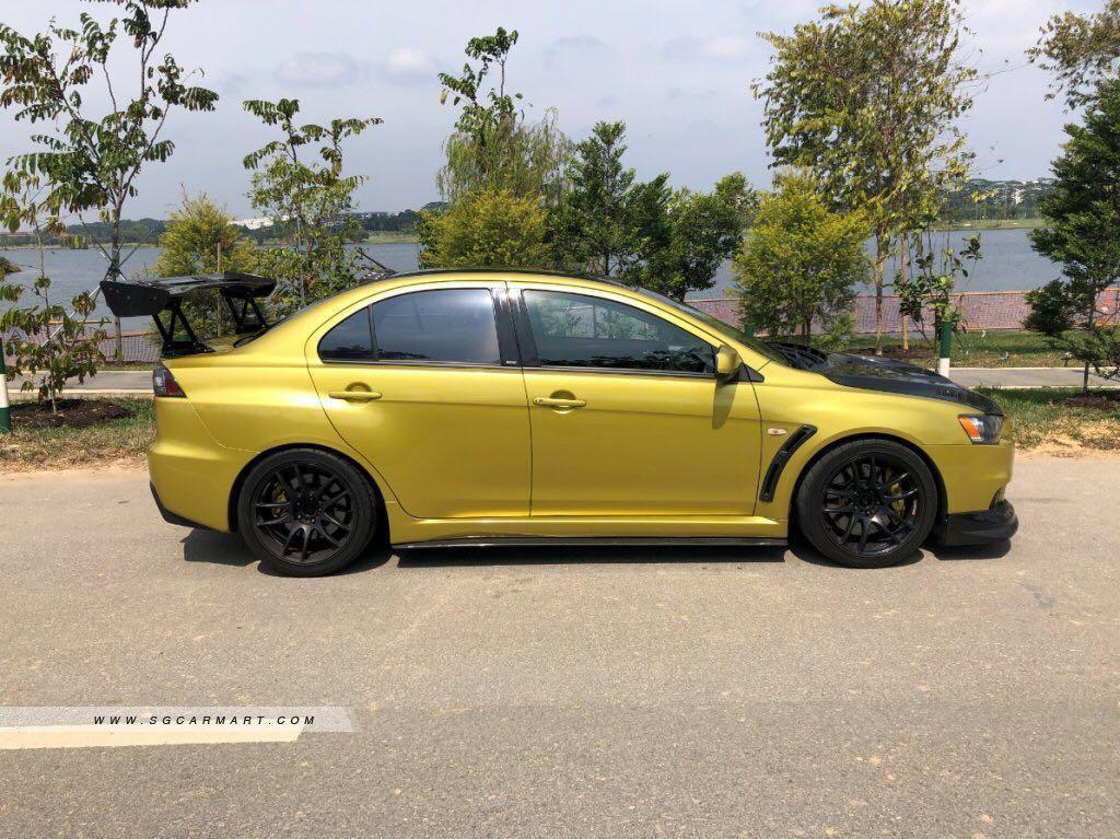 Mitsubishi i MIVEC Turbo - Sport Style Auto