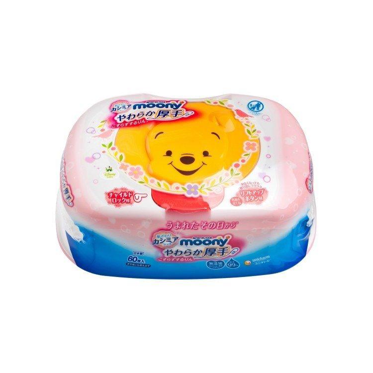 日本Moony 嬰兒濕紙巾