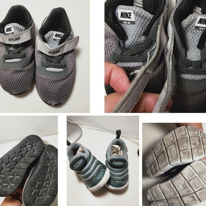 Nike鞋,兩雙只要$299,14公分