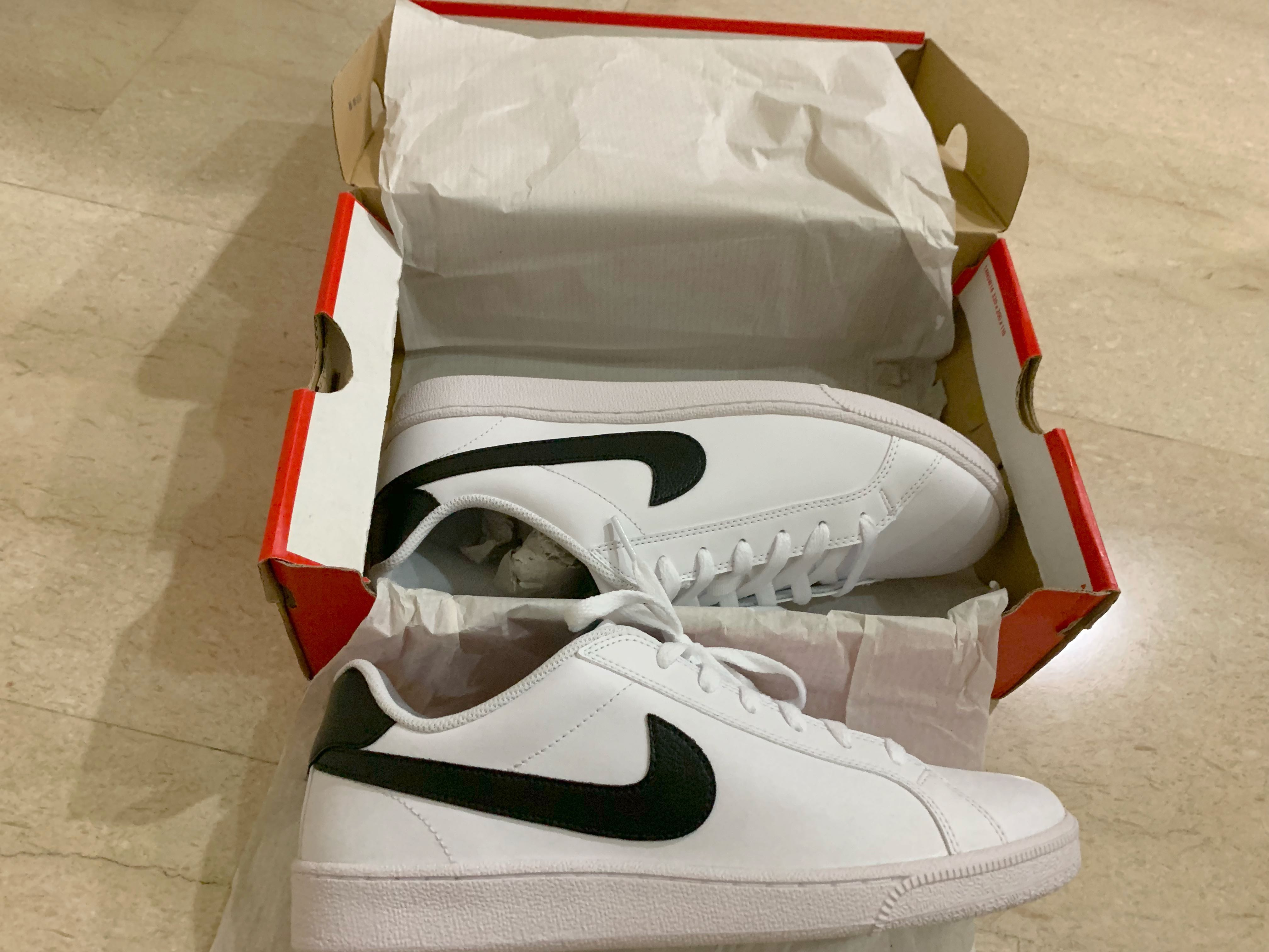 new style 6529c 87fa1 Nike Court Majestic leather, Men s Fashion, Footwear, Sneakers on Carousell