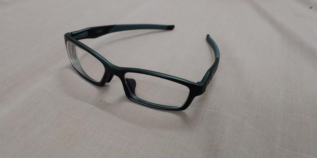 be6af6225d83 Oakley crosslink glasses, Men's Fashion, Accessories, Eyewear ...