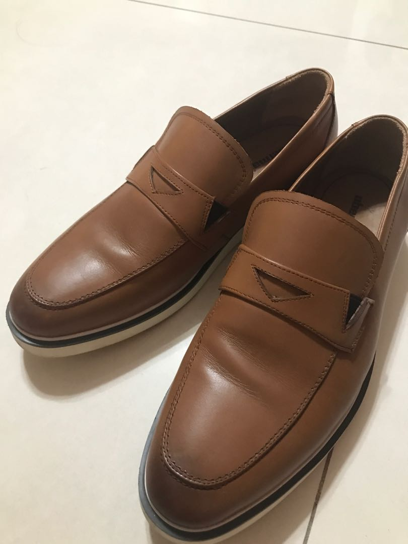 4c7a9b5bc Obermain Germany Loafer sneaker leather US9 (Louis Vuitton, LV ...