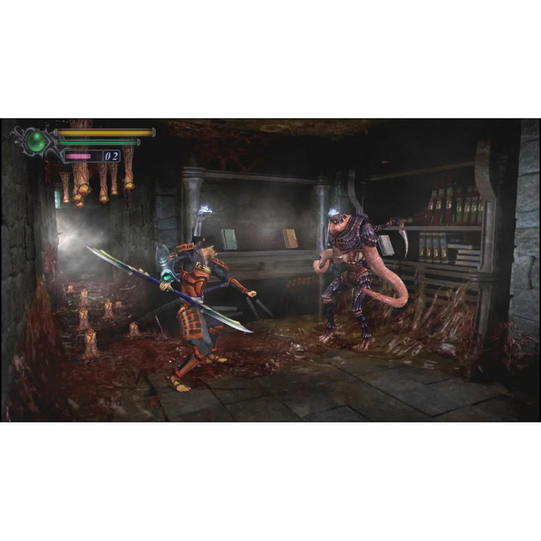 PS4 Onimusha Warlords Brand New