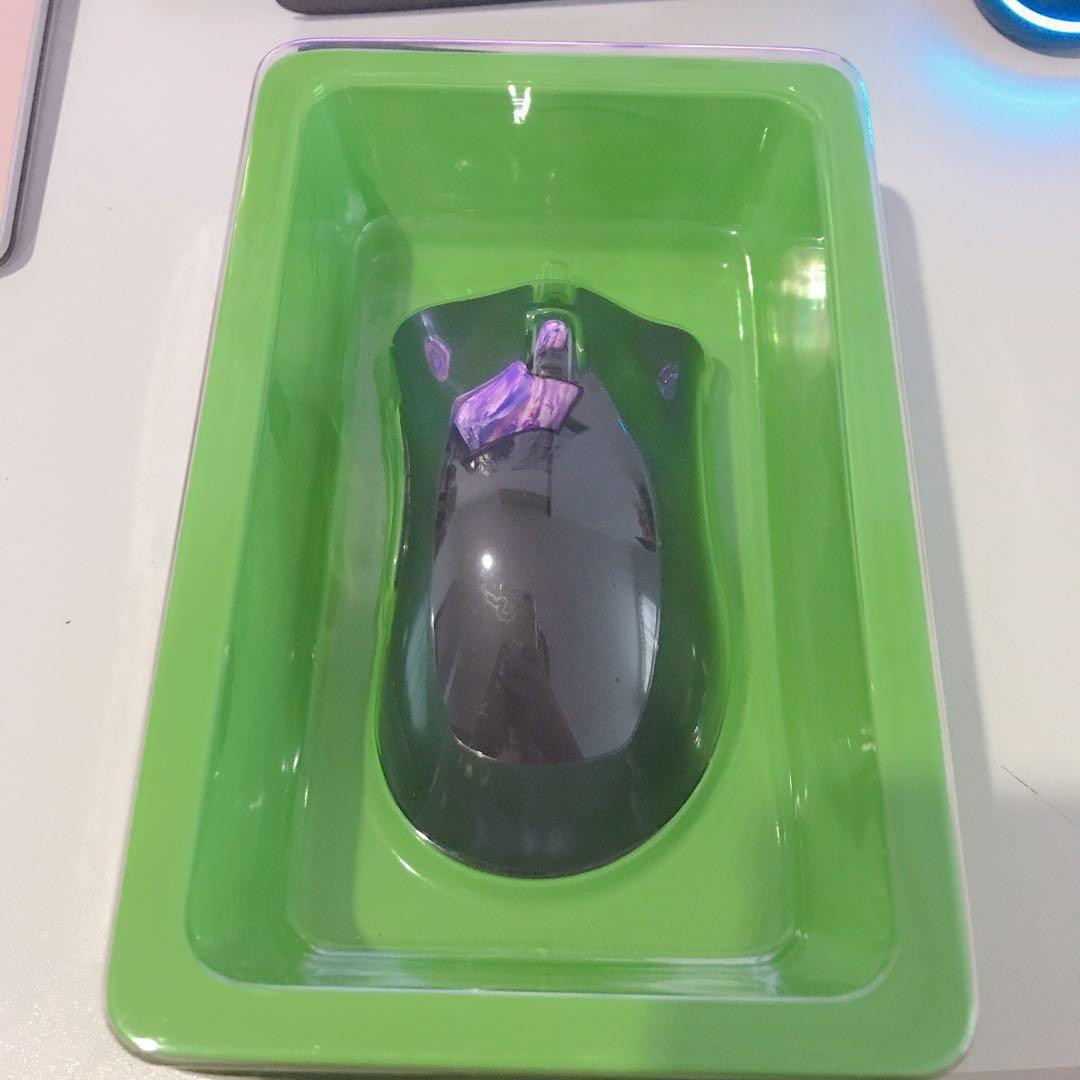 Razer DeathAdder 2013 Essential Ergonomic Wired Gaming Mouse