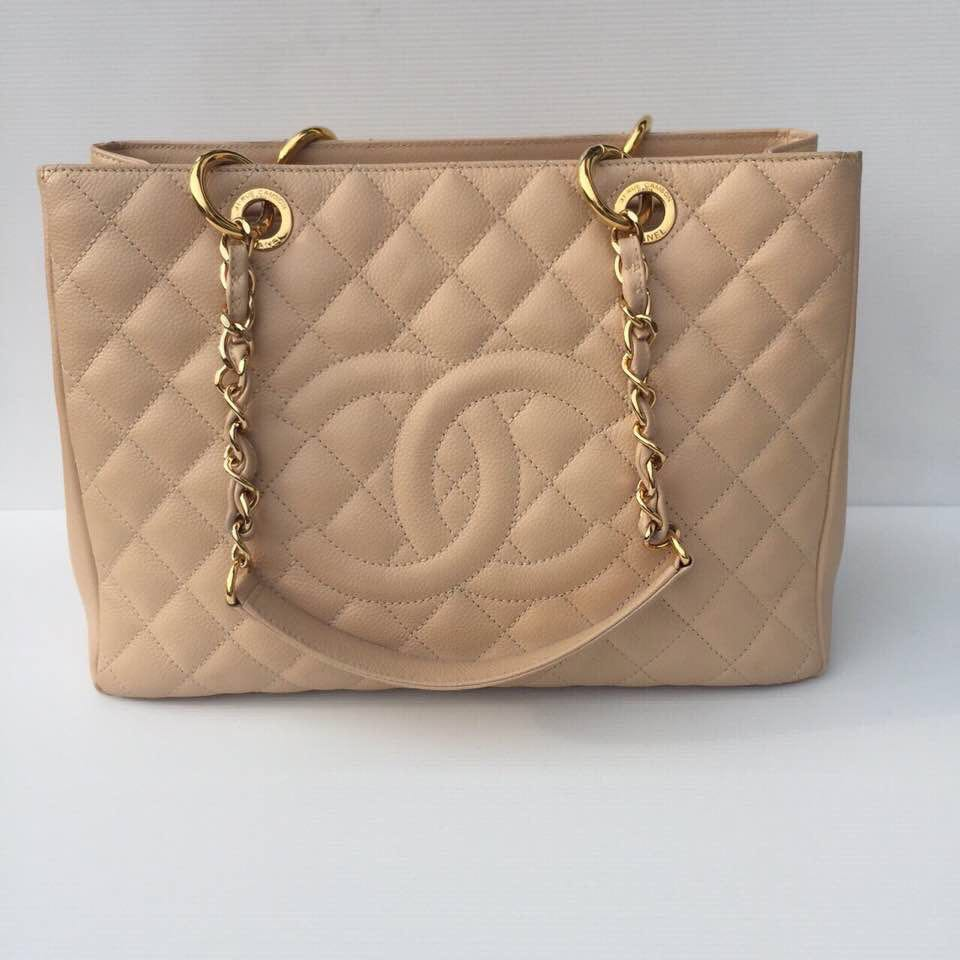 7f3f771e76ae REDUCE PRICE Chanel GST, Luxury, Bags & Wallets on Carousell