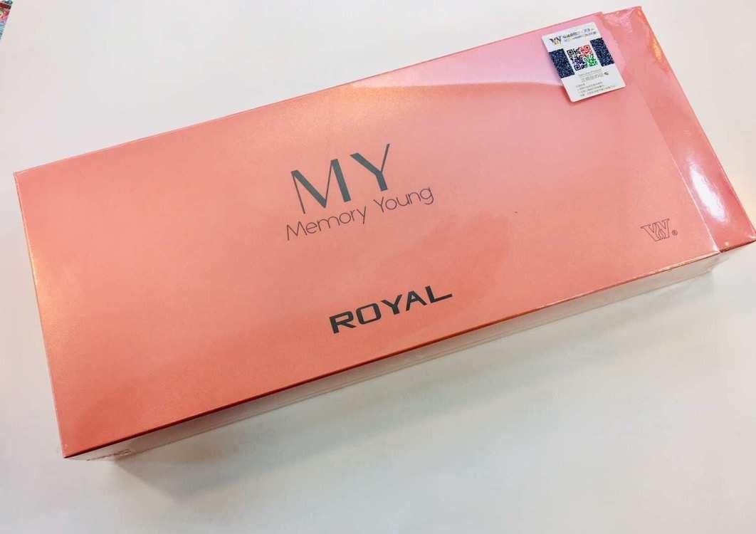日本Royal臍帶血引流精華 90小包/盒