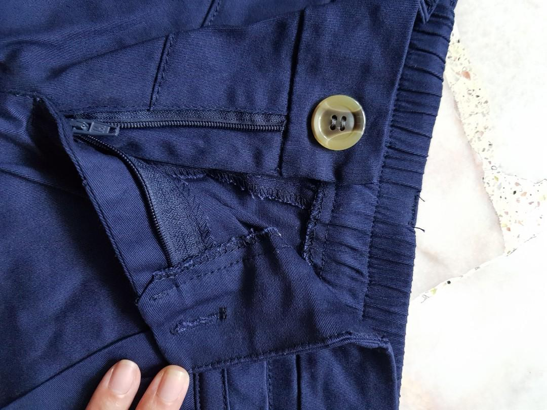 Tapered work pants