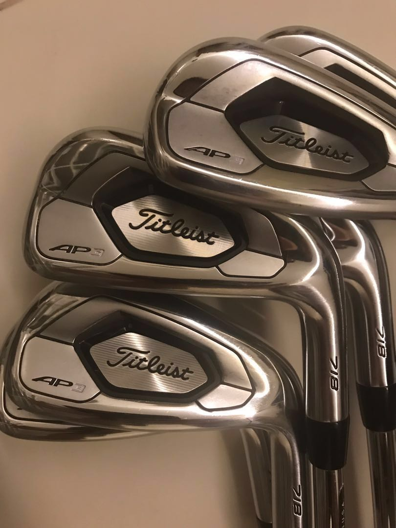 Titleist AP3 718 Iron set (5-PW)