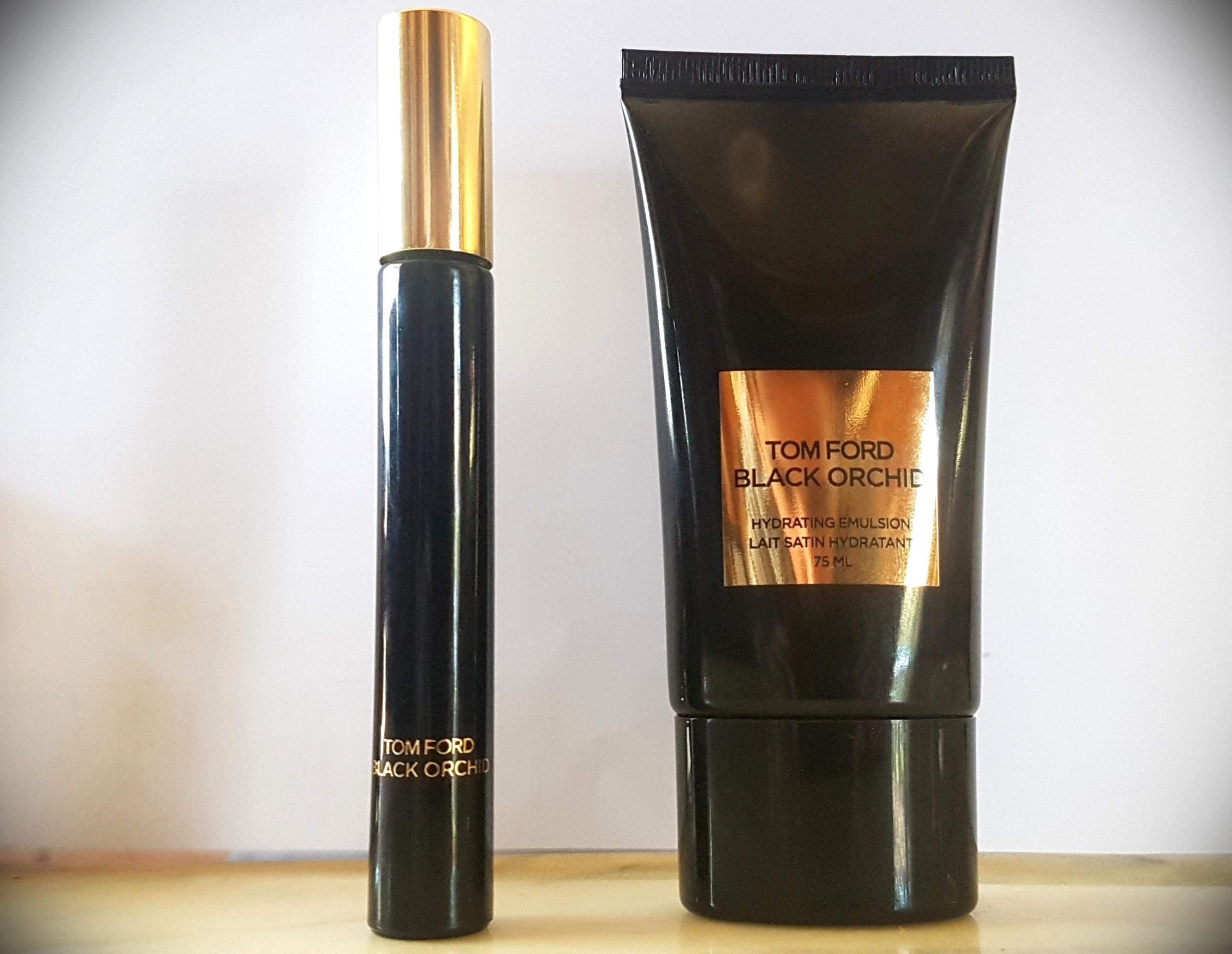 Tom Ford Black Orchid Touch Point Roller & Moisturiser 99% Full