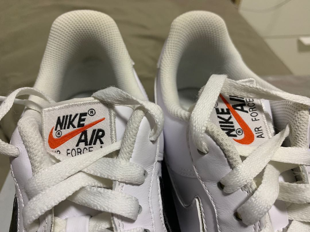 best website 5acd8 b5b77 (UK 8.5  US 9.5) Nike Air Force 1 One QS Swoosh Pack White (All Star 2018),  Men s Fashion, Footwear, Sneakers on Carousell