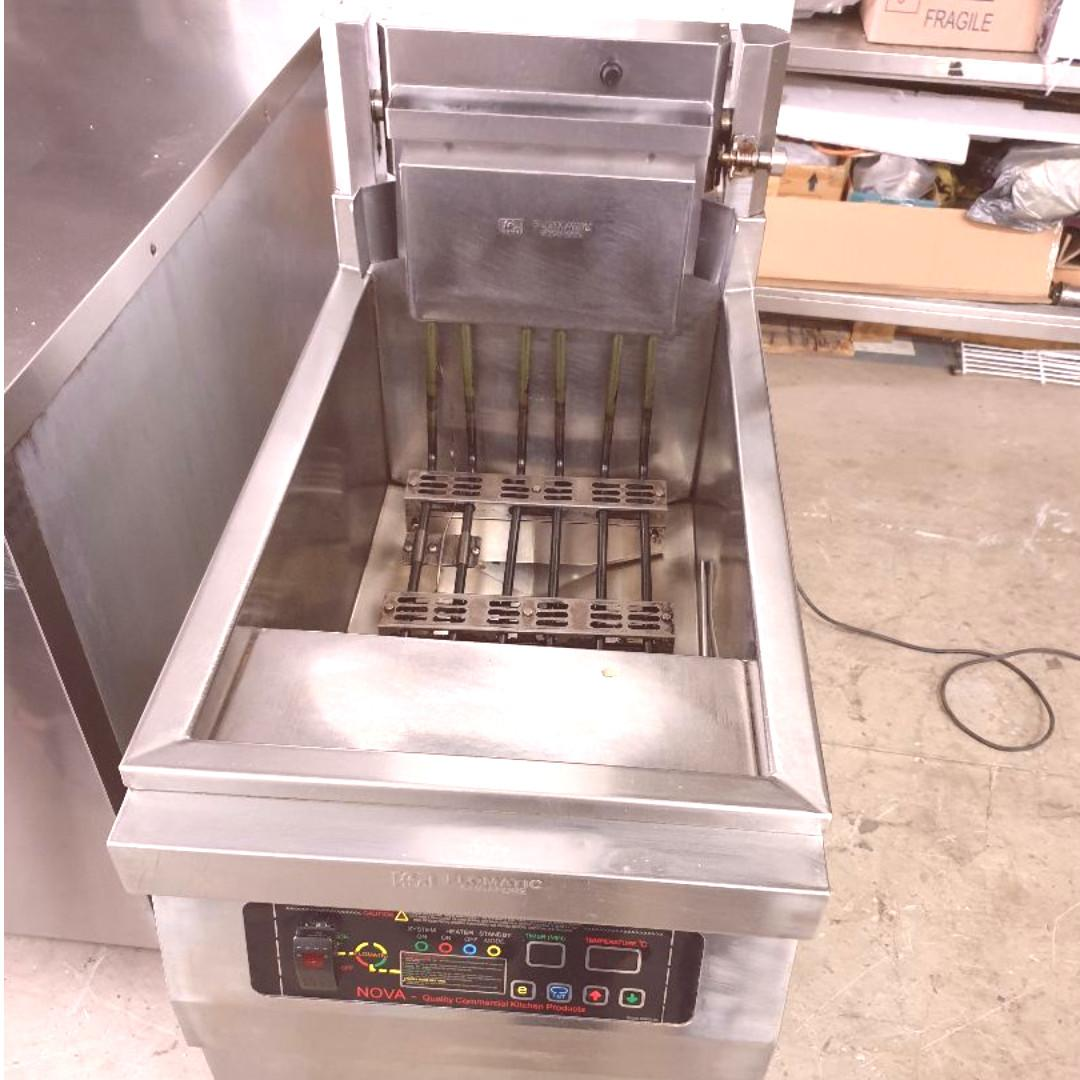 Used Floor Standing Electric Fryer