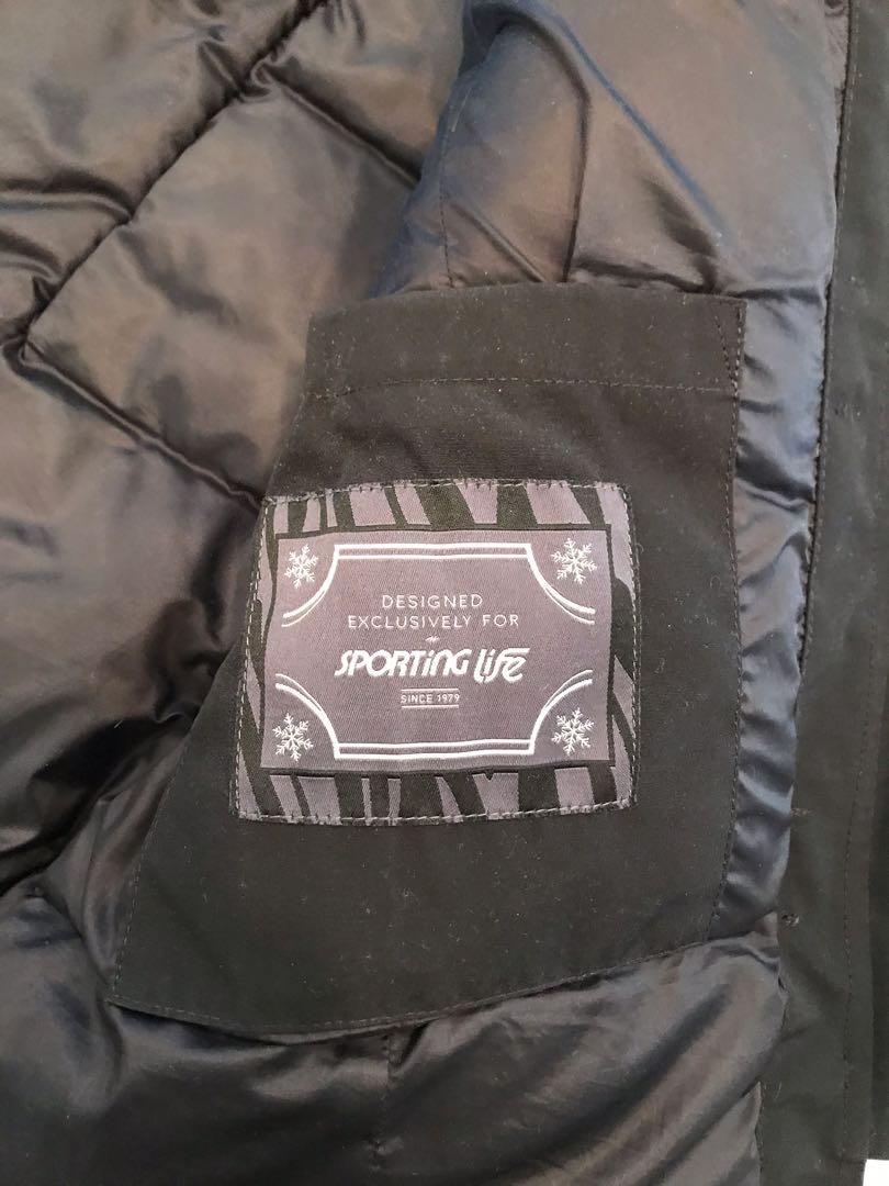 Women's Canada Goose black label Kensington Parka