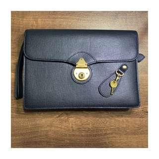 🚚 💯 Burberrys Clutch/Hand Bag/Briefcase