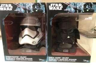 🚚 Star Wars Stormtrooper & Darth Varder