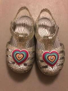 🚚 Girls Shoes Crocs C8