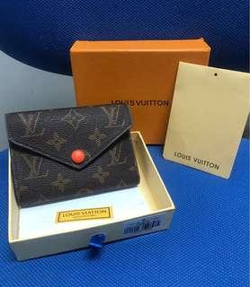 LV ladies small wallet