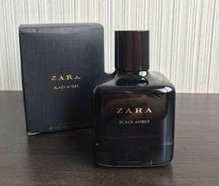 ORIGINAL! ZARA BLACK AMBER 100ML