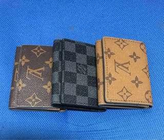 LV card/coin holder