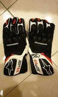 Brand new alpinestars riding glove size M
